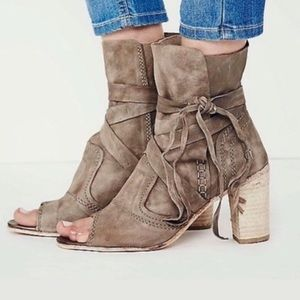 Free People Daydream Bootie